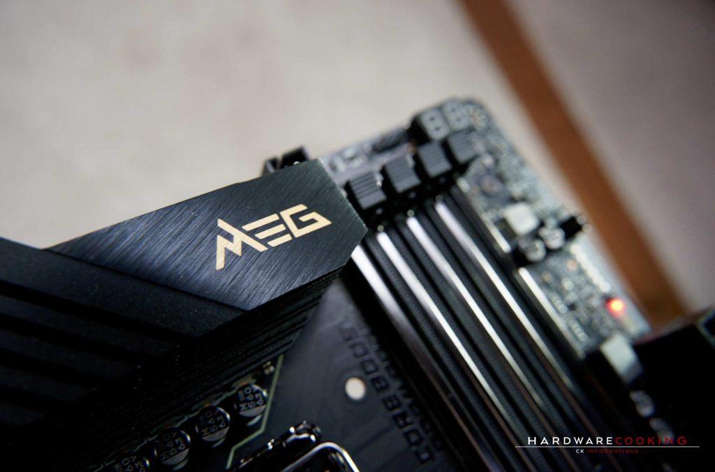 Test MSI MEG Z590 ACE