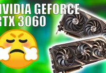 Test NVIDIA GeForce RTX 3060