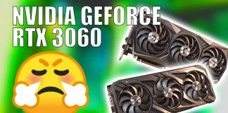 Test NVIDIA GeForce RTX 3060