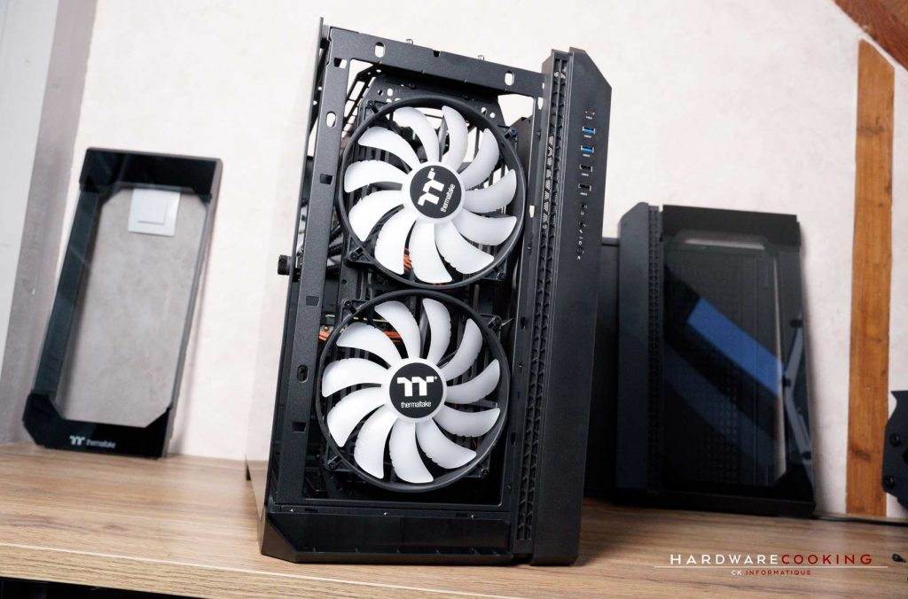 Test Thermaltake View 51 TG ARGB