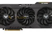 ASUS Radeon RX 6700 XT TUF Gaming OC
