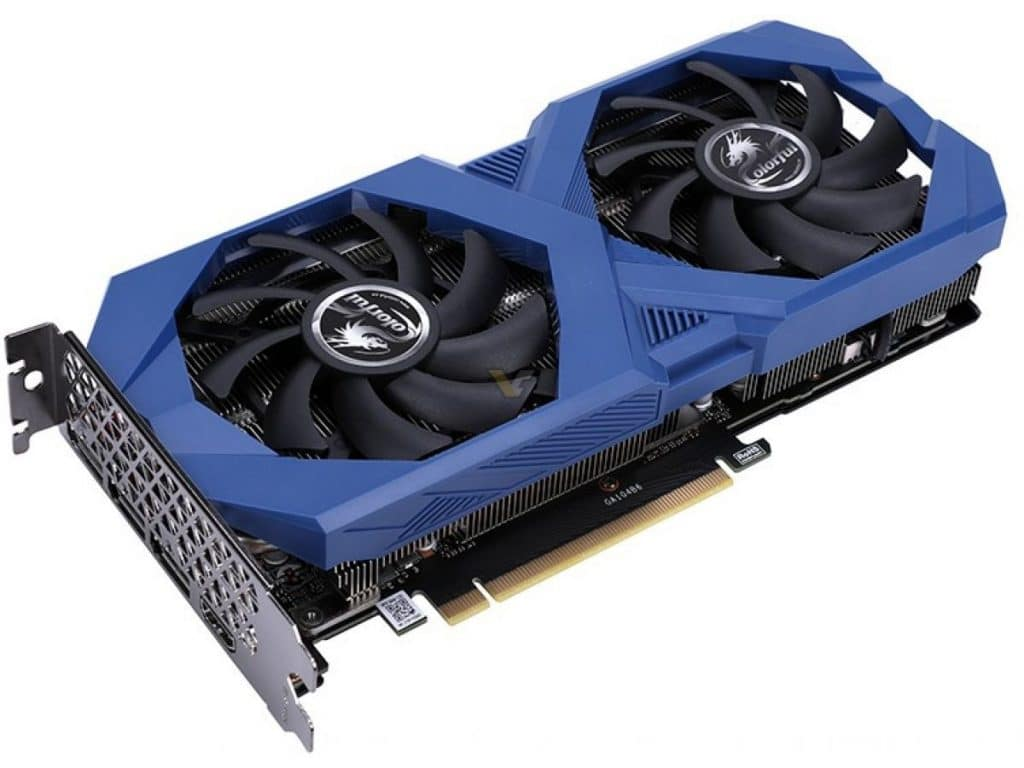 Colorful GeForce RTX 3060 iCafe serie