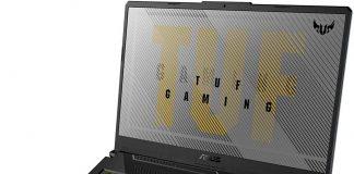 ASUS TUF Gaming F17 FX706