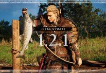 MAJ 1.2.1 Assassin's Creed Valhalla