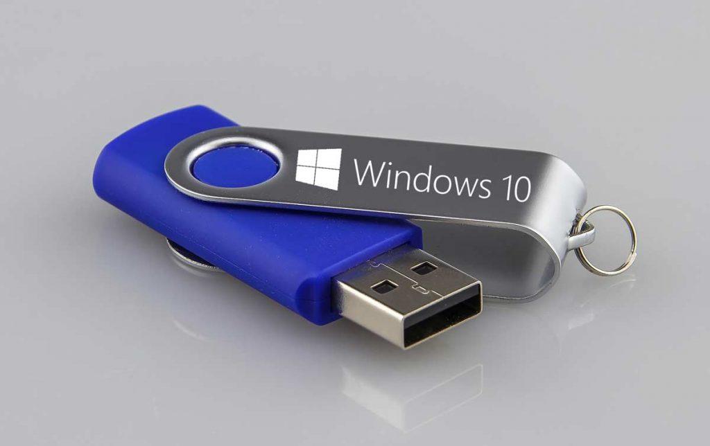 Tuto clé USB Windows 10