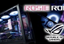 THE Rosie ROG