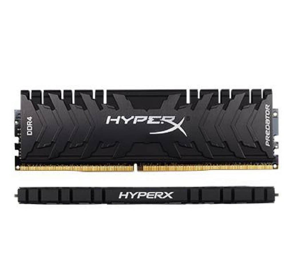 Kit mémoire DDR4 HyperX Predator 5000 MHz