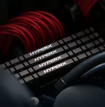 Mémoire HyperX