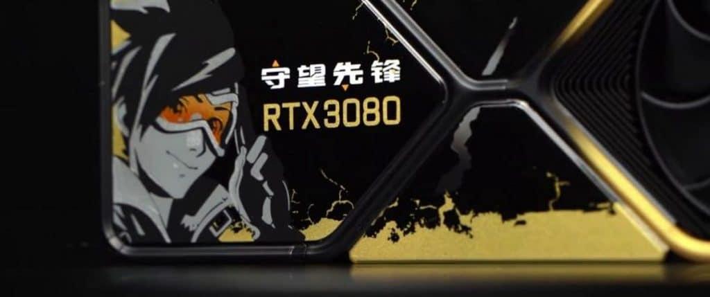 NVIDIA GeForce RTX 3080 Overwatch