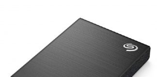 SSD Seagate One Touch Black