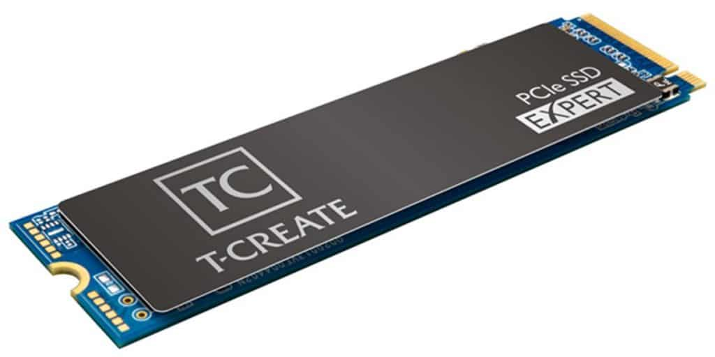 SSD TEAMGROUP T-CREATE EXPERT