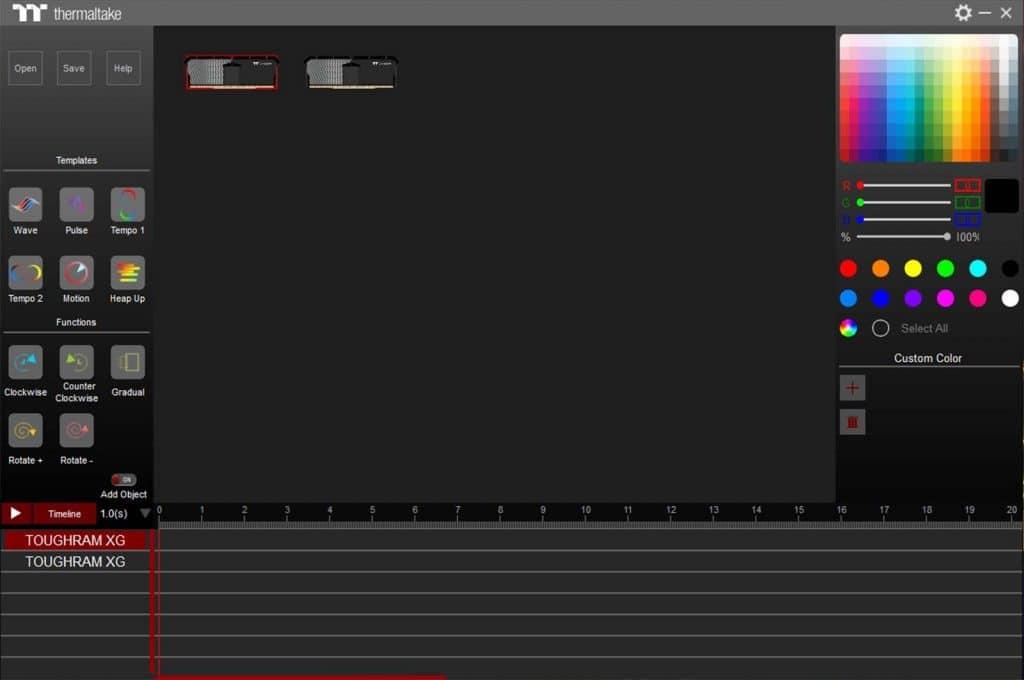NeonMaker Light Editing Software