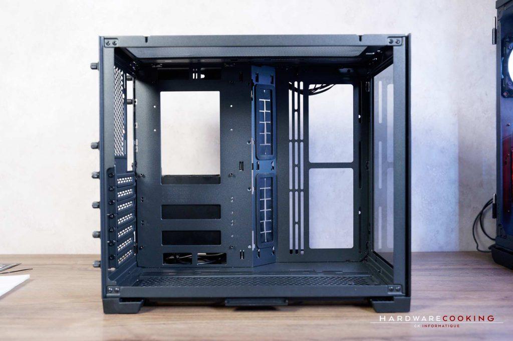 Test boîtier Lian Li O11 Dynamic MINI
