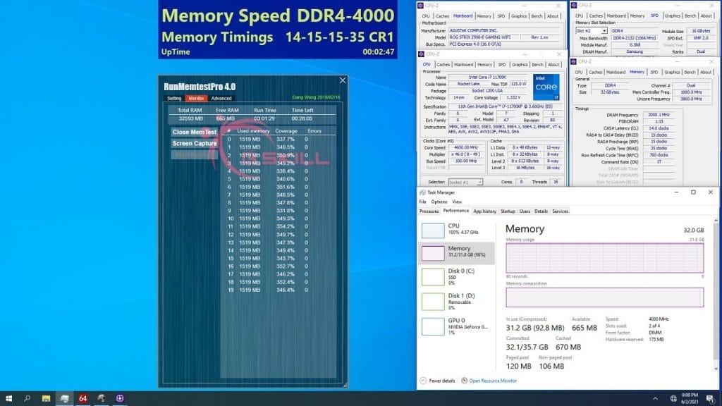 G.SKILL Trident Z Royal Elite DDR4-4000