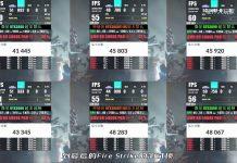 3DMark Fire Strike NVIDIA GeForce RTX 3080 Ti
