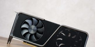Test NVIDIA GeForce RTX 3070 Ti Founders Edition